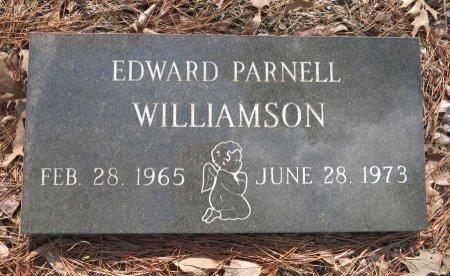 WILLIAMSON, EDWARD PARNELL - Hempstead County, Arkansas | EDWARD PARNELL WILLIAMSON - Arkansas Gravestone Photos