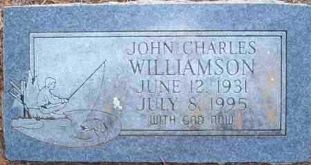 WILLIAMSON, JOHN CHARLES - Hempstead County, Arkansas | JOHN CHARLES WILLIAMSON - Arkansas Gravestone Photos