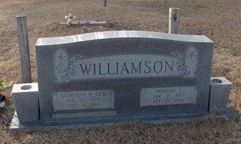 WILLIAMSON, DOROTHY - Hempstead County, Arkansas | DOROTHY WILLIAMSON - Arkansas Gravestone Photos