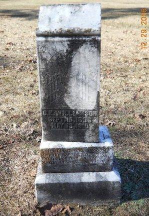 WILLIAMSON, O E - Hempstead County, Arkansas | O E WILLIAMSON - Arkansas Gravestone Photos
