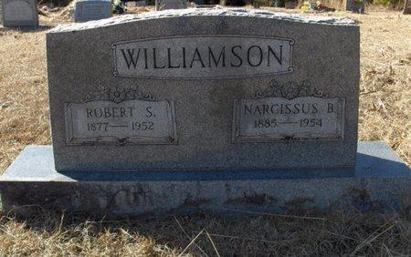WILLIAMSON, NARCISSUS B - Hempstead County, Arkansas | NARCISSUS B WILLIAMSON - Arkansas Gravestone Photos
