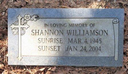WILLIAMSON, SHANNON - Hempstead County, Arkansas | SHANNON WILLIAMSON - Arkansas Gravestone Photos