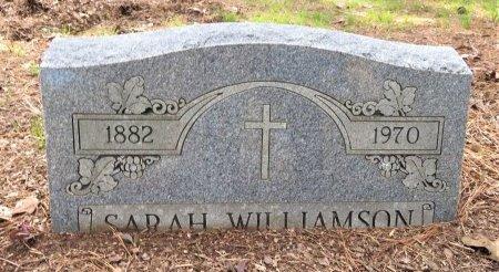 WILLIAMSON, SARAH - Hempstead County, Arkansas   SARAH WILLIAMSON - Arkansas Gravestone Photos