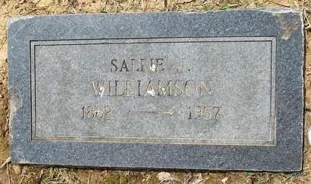WILLIAMSON, SALLIE J - Hempstead County, Arkansas | SALLIE J WILLIAMSON - Arkansas Gravestone Photos
