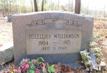 WILLIAMSON, ZOZELLIER - Hempstead County, Arkansas | ZOZELLIER WILLIAMSON - Arkansas Gravestone Photos