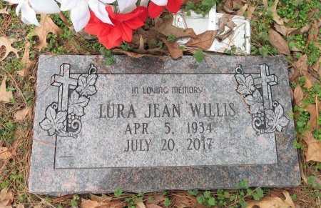 WILLIS, LURA JEAN - Hempstead County, Arkansas | LURA JEAN WILLIS - Arkansas Gravestone Photos