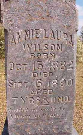WILSON, ANNIE LAURA - Hempstead County, Arkansas | ANNIE LAURA WILSON - Arkansas Gravestone Photos