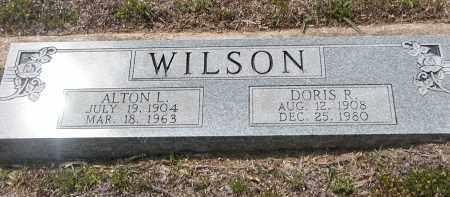 WILSON, ALTON L - Hempstead County, Arkansas | ALTON L WILSON - Arkansas Gravestone Photos