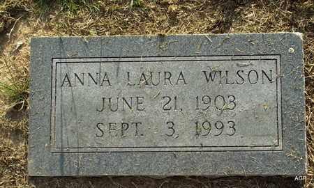 WILSON, ANNA LAURA - Hempstead County, Arkansas | ANNA LAURA WILSON - Arkansas Gravestone Photos