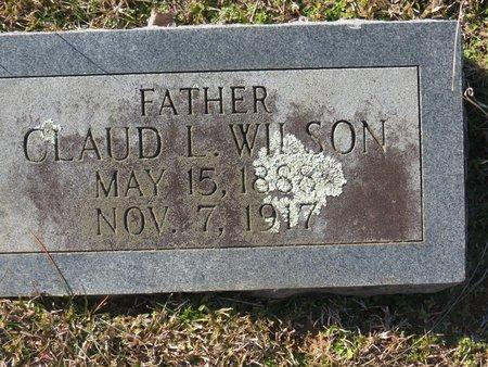 WILSON, CLAUD L. - Hempstead County, Arkansas | CLAUD L. WILSON - Arkansas Gravestone Photos