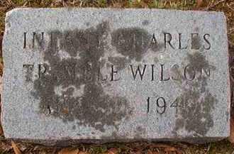 WILSON, CHARLES TRIMBLE - Hempstead County, Arkansas   CHARLES TRIMBLE WILSON - Arkansas Gravestone Photos