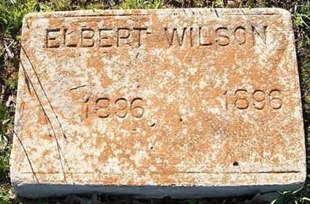 WILSON, ELBERT - Hempstead County, Arkansas | ELBERT WILSON - Arkansas Gravestone Photos
