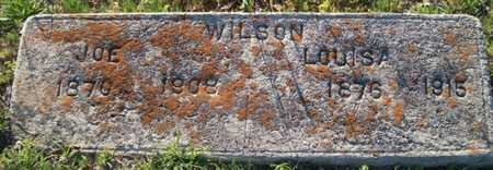 WILSON, JOE - Hempstead County, Arkansas   JOE WILSON - Arkansas Gravestone Photos