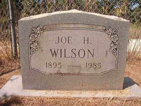 WILSON, JOE H - Hempstead County, Arkansas | JOE H WILSON - Arkansas Gravestone Photos