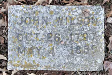 WILSON, JOHN - Hempstead County, Arkansas | JOHN WILSON - Arkansas Gravestone Photos