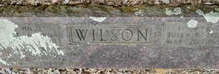 WILSON, JOHN L - Hempstead County, Arkansas | JOHN L WILSON - Arkansas Gravestone Photos