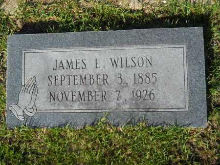 WILSON, JAMES L - Hempstead County, Arkansas | JAMES L WILSON - Arkansas Gravestone Photos