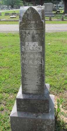 WILSON, J J - Hempstead County, Arkansas | J J WILSON - Arkansas Gravestone Photos