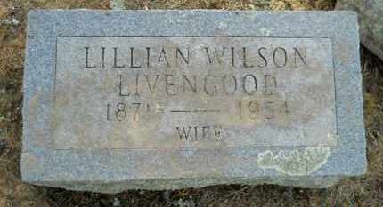 WILSON, LILLIAN - Hempstead County, Arkansas | LILLIAN WILSON - Arkansas Gravestone Photos