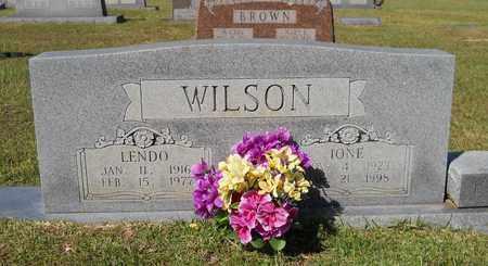 WILSON, IONE - Hempstead County, Arkansas | IONE WILSON - Arkansas Gravestone Photos