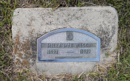 WILSON, MELBA MAE - Hempstead County, Arkansas | MELBA MAE WILSON - Arkansas Gravestone Photos
