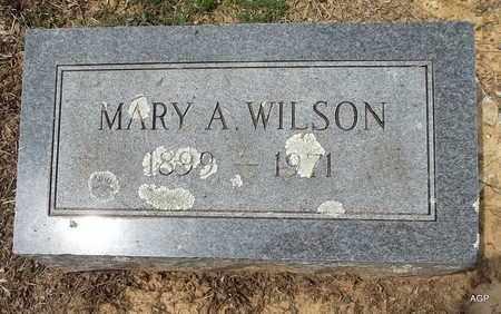 WILSON, MARY - Hempstead County, Arkansas   MARY WILSON - Arkansas Gravestone Photos