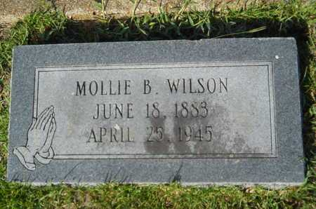 WILSON, MOLLIE  - Hempstead County, Arkansas | MOLLIE  WILSON - Arkansas Gravestone Photos