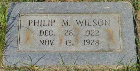 WILSON, PAUL M - Hempstead County, Arkansas | PAUL M WILSON - Arkansas Gravestone Photos