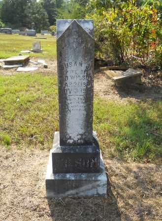WILSON, SUSAN J - Hempstead County, Arkansas | SUSAN J WILSON - Arkansas Gravestone Photos