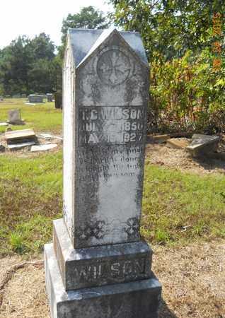 WILSON, T C - Hempstead County, Arkansas | T C WILSON - Arkansas Gravestone Photos