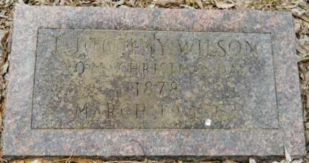 "WILSON, T J ""TOMMY"" - Hempstead County, Arkansas | T J ""TOMMY"" WILSON - Arkansas Gravestone Photos"