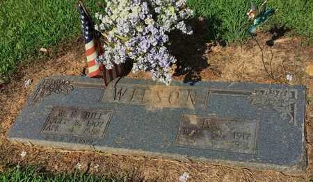 WILSON, IVA - Hempstead County, Arkansas | IVA WILSON - Arkansas Gravestone Photos