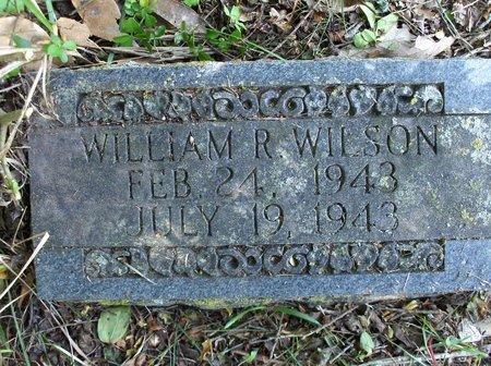 WILSON, WILLIAM R - Hempstead County, Arkansas   WILLIAM R WILSON - Arkansas Gravestone Photos