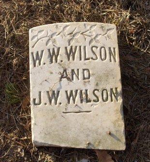 WILSON, J.W. - Hempstead County, Arkansas | J.W. WILSON - Arkansas Gravestone Photos