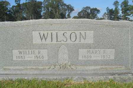 WILSON, MARY F - Hempstead County, Arkansas | MARY F WILSON - Arkansas Gravestone Photos