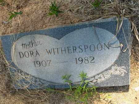 WITHERSPOON, DORA - Hempstead County, Arkansas | DORA WITHERSPOON - Arkansas Gravestone Photos