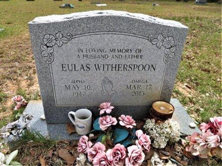 WITHERSPOON, EULAS - Hempstead County, Arkansas   EULAS WITHERSPOON - Arkansas Gravestone Photos