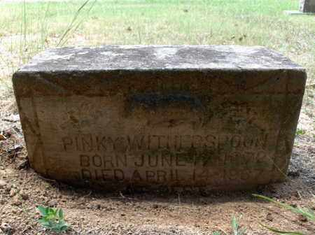 WITHERSPOON, PINKY - Hempstead County, Arkansas | PINKY WITHERSPOON - Arkansas Gravestone Photos