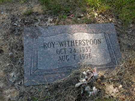 WITHERSPOON, ROY - Hempstead County, Arkansas   ROY WITHERSPOON - Arkansas Gravestone Photos