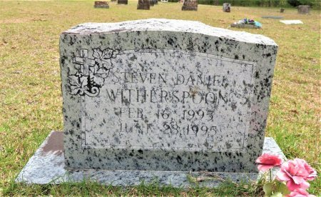 WITHERSPOON, STEVEN DANIEL - Hempstead County, Arkansas | STEVEN DANIEL WITHERSPOON - Arkansas Gravestone Photos