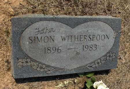 WITHERSPOON, SIMON - Hempstead County, Arkansas | SIMON WITHERSPOON - Arkansas Gravestone Photos