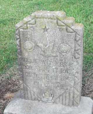 WITHERSPOON, WILLIE - Hempstead County, Arkansas   WILLIE WITHERSPOON - Arkansas Gravestone Photos