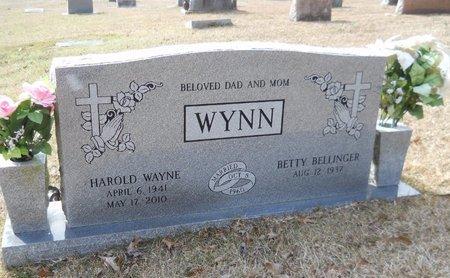 WYNN, HAROLD WAYNE - Hempstead County, Arkansas | HAROLD WAYNE WYNN - Arkansas Gravestone Photos