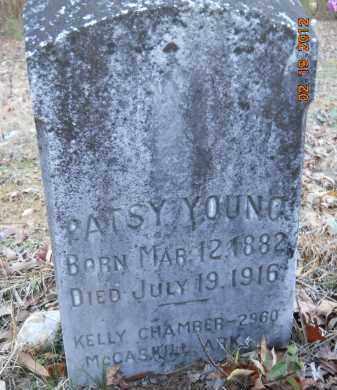 YOUNG, PATSY - Hempstead County, Arkansas | PATSY YOUNG - Arkansas Gravestone Photos