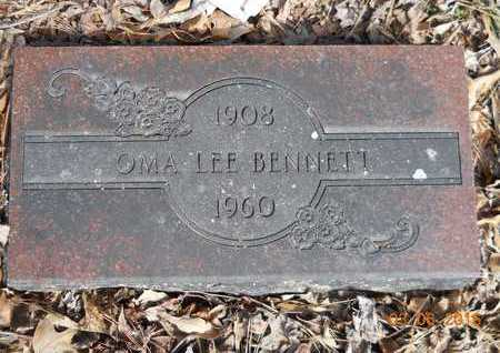 SHOALS BENNETT, OMA LEE - Hempstead County, Arkansas | OMA LEE SHOALS BENNETT - Arkansas Gravestone Photos