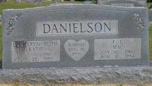 "DANIELSON, CATHERYN RUTH ""KATIE"" - Hempstead County, Arkansas 