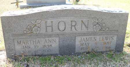 SHORT HORN, MARTHA ANN - Hempstead County, Arkansas | MARTHA ANN SHORT HORN - Arkansas Gravestone Photos