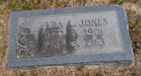 WILLIAMS, VYRA L. - Hempstead County, Arkansas   VYRA L. WILLIAMS - Arkansas Gravestone Photos