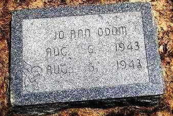 ODOM, JO ANN - Hempstead County, Arkansas   JO ANN ODOM - Arkansas Gravestone Photos