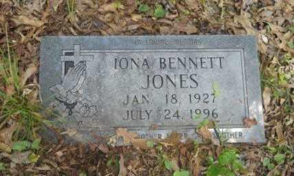 THOMPSON, IONA - Hempstead County, Arkansas | IONA THOMPSON - Arkansas Gravestone Photos
